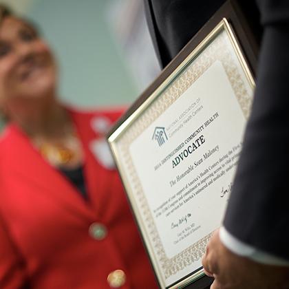 Advocate certificate