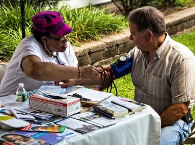 Door prizes ideas for health fair