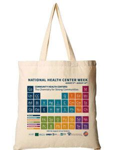 2021 Health Center Week Totebag