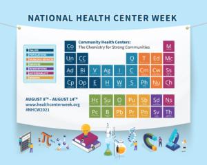 National Health Center Week Poster